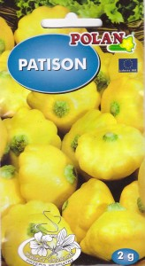 Patison Orange (Pol 2g)
